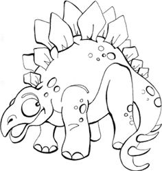 Stunning Coloring Pages. Toddler and Major Trainer: Dinosaurs coloring You are in the right place about Coloring Pages for teens Here we offer you the. Dinosaur Coloring Pages, Cartoon Coloring Pages, Disney Coloring Pages, Animal Coloring Pages, Coloring For Kids, Coloring Pages For Kids, Coloring Books, Dinosaur Crafts, Dinosaurs