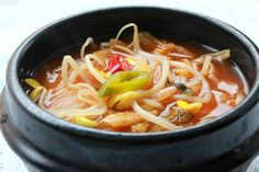 All That Korea Kimchi and Bean Sprout Stew
