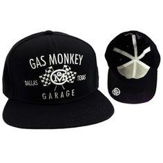 Gas Monkey Garage Flatbill