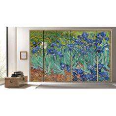 Van Gogh Van Gogh, Night, Garden, Artwork, Garten, Work Of Art, Auguste Rodin Artwork, Gardens, Artworks