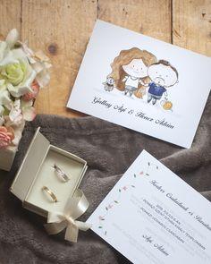 Sablonos meghívó design helyett legyen valami teljesen egyedi, amilyen csak Nektek lehet! ;) Tartan, Place Cards, Place Card Holders, Design, Plaid