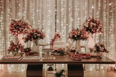 Danielle e Victor Wedding Stage Decorations, Engagement Decorations, Birthday Decorations, Engagement Inspiration, Wedding Inspiration, Dream Wedding, Wedding Day, Brunch Wedding, Gold Party