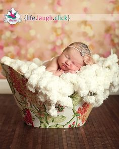 She looks like shes on a giant Queen Annes Lace flower for spring!  Photography Blanket Baby Photo Prop by BabyBirdz on Etsy earmarksocial
