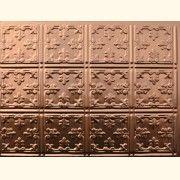 "T-10 Fleur Oil Rubbed Bronze (pack of 10)  Size: 24""X18"" Price: 199.00 USD #TalissaDecor#backsplash#kitchen#reno#kitchenrenovation#decor#backsplashpanels"