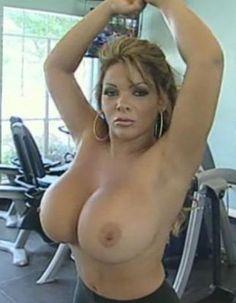 Naked Sheyla Hershey 17
