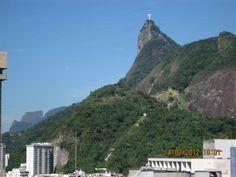 Vista da torre Oscar Niemeyer do Cristo Redentor. Acesse a FGV no Facebook: http://www.facebook.com/fgv.oficial
