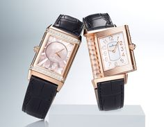 Jaeger-LeCoultre's classic watches