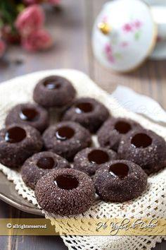 chocolate-thumbprint-cookies-ricetta-martha-stewart-biscotti-cioccolato