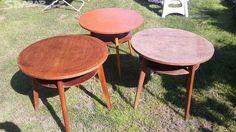 Dřevěné stoly - obrázek číslo 1