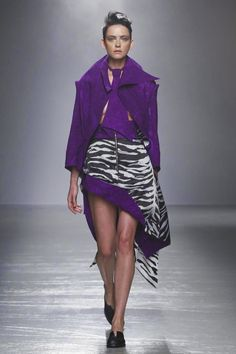 Aganovich Ready To Wear Spring Summer 2016 Paris - NOWFASHION