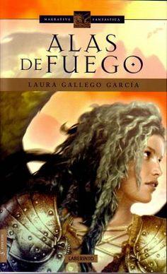 Alas de fuego - Laura Gallego
