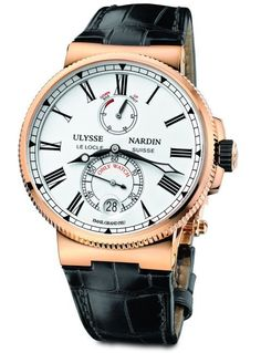 Ulysse Nardin Marine Chronometer Manufacture Only Watch