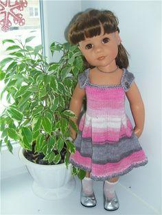 С мыслями о лете / Одежда и обувь для кукол - своими руками и не только / Бэйбики. Куклы фото. Одежда для кукол