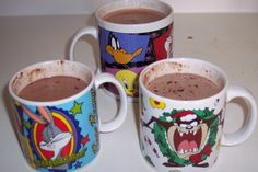 Hershey's Hot Cocoa for the kid in all of us!