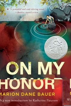 Today's Kindle Kids Daily Deal is On My Honor ($1.99), by Marion Dane Bauer.