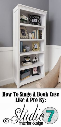 I have a few book cases the need staging. I guess now that i have my kindles it is time to donate some books.