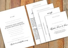 DIYWeddingTemplates.com - Pocket Wedding Invitations | Basic (No Design), $18.00 (http://diyweddingtemplates.com/pocket-wedding-invitations/pocket-wedding-invitations-basic-no-design/)