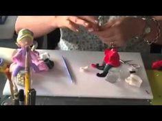 Pasta Flexible Lulu Mendoza: manualidades en pasta flexible