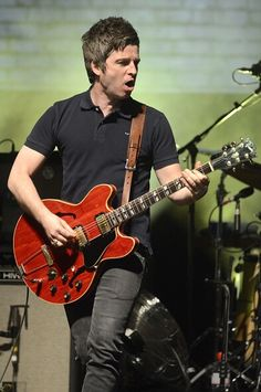 The ultimate rock star. Noel Gallagher