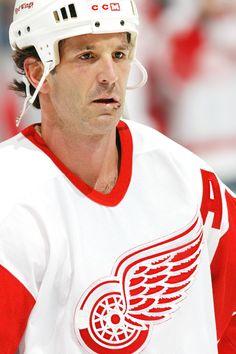 BRENDAN SHANAHAN DETROIT RED WINGS Red Wings Hockey e63ddc04d