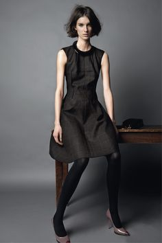 Nina Ricci | Dress | Pre-Fall 2013 | French
