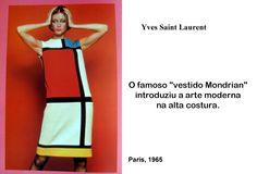Ives Saint Laurent  Actual - Arte, cultura, moda e criação