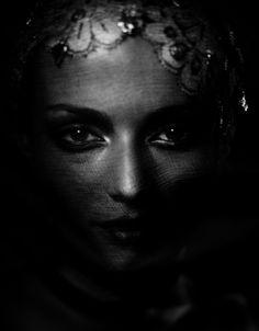 •• Nadav Kander •• Margarita Sappini, from Portraits gallery