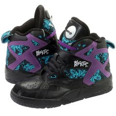 reebok pump mens 9 d