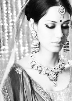 Blushing Bride (Tanishq Weddings) by Sharon Nayak, via Behance