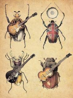The real beatles ;o)-