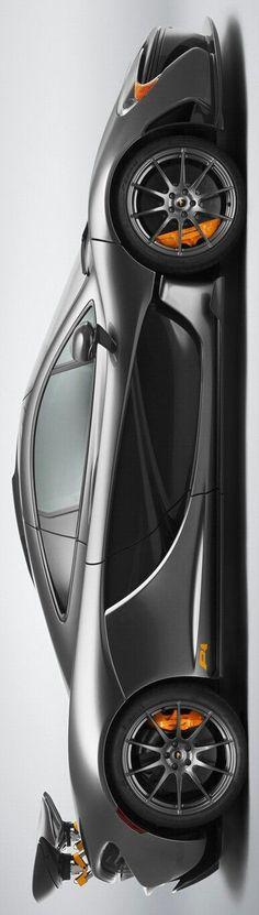 2016 McLaren P1 GTR by Levon