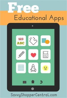 Free educational apps for educators.