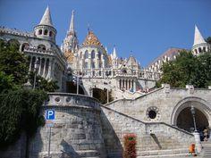 Budapest, Magyarország (Hungary) - Buda Castle♥