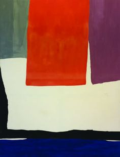 Giving Up One's Mark: Helen Frankenthaler In The 1960s And 1970s > Exhibitions > Albright-Knox Art Gallery