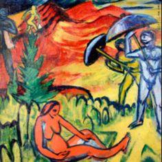Max Pechstein art
