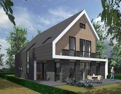 Woning AMsterdam Aan de Droomzone Seizoenenhof Amsterdam hebben wij een nieuw ontwerp gemaakt voor een vrijstaande woning.