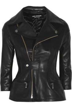 the perfect leather jacket