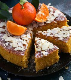 Gâteau espagnol aux amandes Desserts Espagnols, Lemon Desserts, Dessert Recipes, Pastry Cake, Coco, Cornbread, Biscuits, French Toast, Desert Recipes