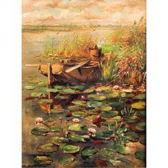 Willem Elisa Roelofs jr. (1874 - 1940) - Zonder titel Dutch Painters, Product Photography, Jr, The Past, Auction, Future, Painting, Future Tense, Painting Art