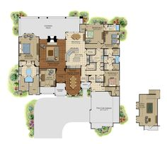 Ashby Manor DTH Floor Plan  This could still be my favorite MBR and bath layout