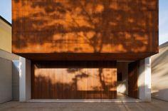 Casa Corten / Marcio Kogan