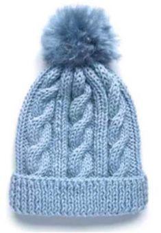 Beanie Knitting Patterns Free, Knit Beanie Pattern, Baby Hats Knitting, Knitted Hats, Crochet Patterns, Crochet Hats, Cable Knit Hat, Bolero, Position