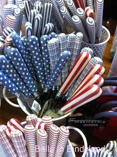 Fourth of July cutlery