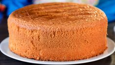 Food Cakes, Bolo Grande, Cake & Co, Cornbread, Brown Sugar, Cake Recipes, Cheesecake, Food And Drink, Sweets