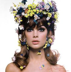 ジャン·シュリンプトンの花の髪·バイ·BERT、船尾