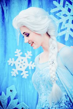 beautiful Elsa
