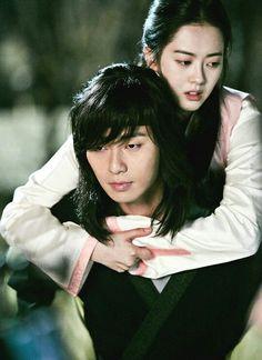 Hwarang the beginning // park seo joon // go ara
