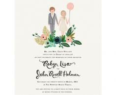 cute wedding invitations!