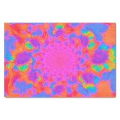 Shop Sunflowers Pink Orange Abstract Floral Art Tissue Paper created by MargSeregelyiPhoto. Decoupage Tissue Paper, Custom Tissue Paper, Blank Business Cards, Gift Wrapping Supplies, Spring Crafts, Pattern Paper, Small Gifts, Sunflowers, Pink Purple
