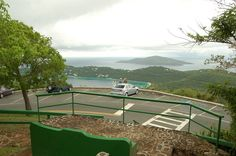 Drake's Seat, St Thomas, USVI With a spectacular view of Megan's Bay